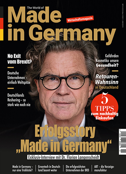 Made in Germany Magazin